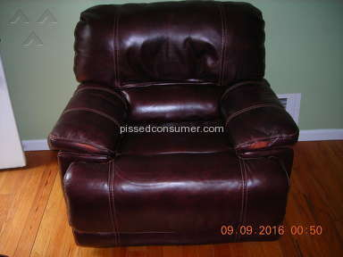 Value City Furniture Sofa review 160384