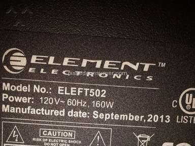 Element Electronics Tv review 43315