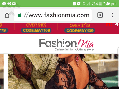 Fashionmia - Want verify my order status