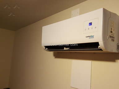 ComfortStar Air Conditioner review 234156