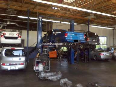 Aamco Service Centers and Repairs review 119565