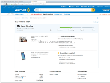 Walmart Supermarkets and Malls review 99687