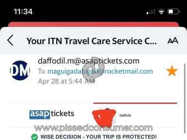 Asap Tickets Flight Booking review 814588