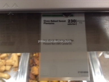 Whole Foods Market Deli Department review 224032