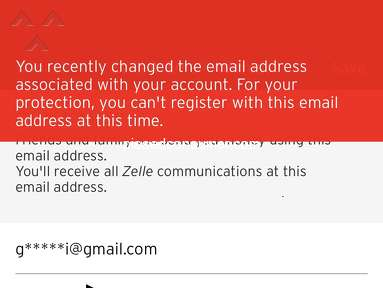 Zelle Pay - Bad Zelle. NOT RECOMMENDED!!!