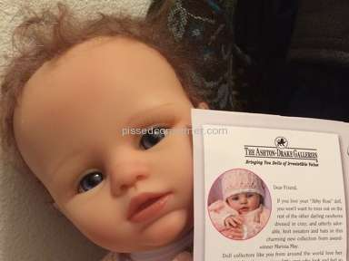 The Ashton Drake Galleries Doll review 187746