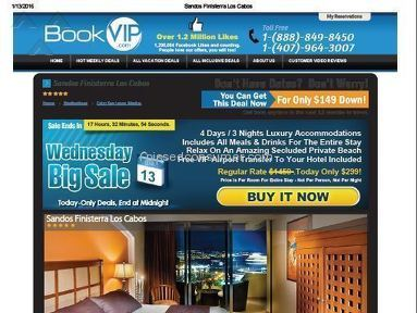 Bookvip Vacation Package review 110233