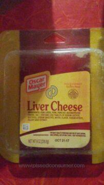 Oscar Mayer Liver Cheese Sausage