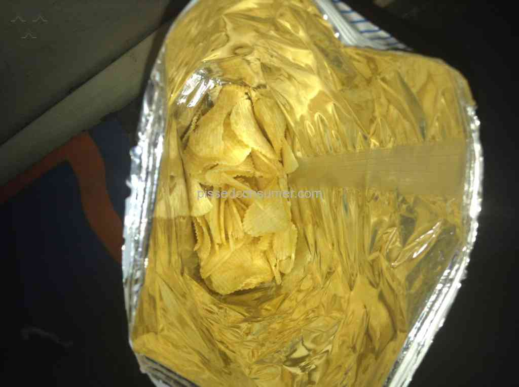 1 New York Utz Quality Foods Review @ Pissed Consumer