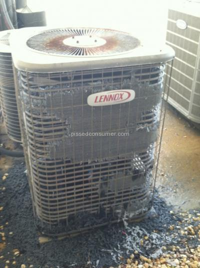 lennox air conditioner. lennox air conditioner review 4449