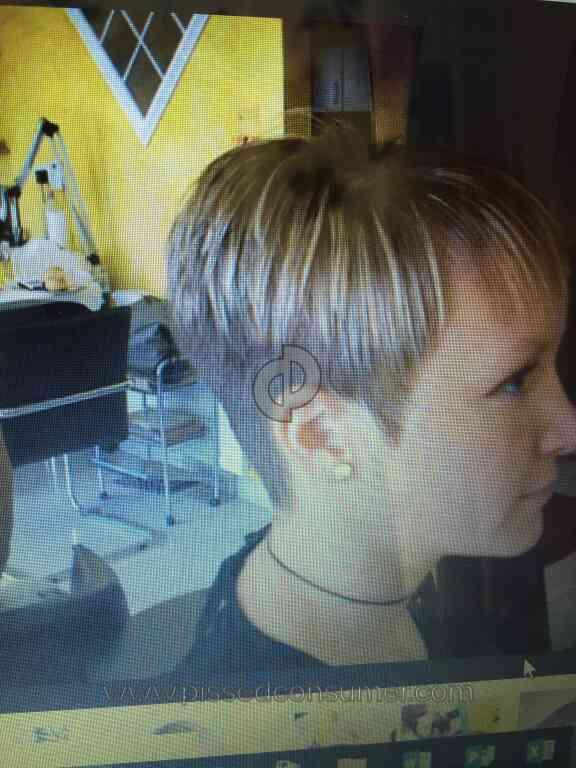 Supercuts Bad Haircut Oct 31 2017 Pissed Consumer