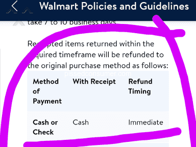 Walmart Supermarkets and Malls review 1037539
