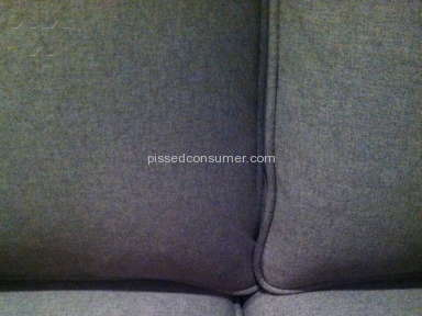Living Spaces Sofa review 107629
