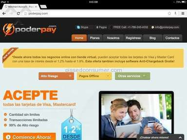 Poderpay Cards review 53991