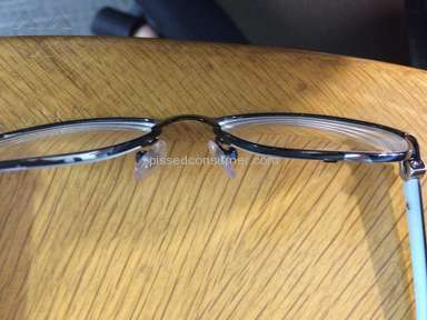 Lenscrafters loots customers with bad quality frames