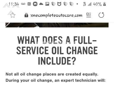 Firestone Complete Auto Care Manager review 646383