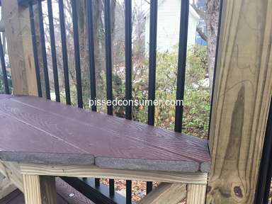 Lowes Deck Installation review 400876