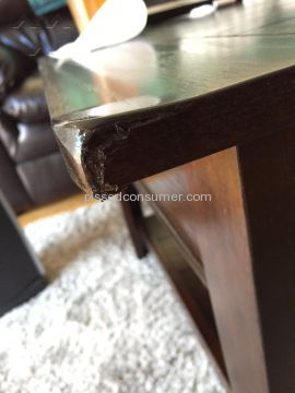 Bobs Discount Furniture Table