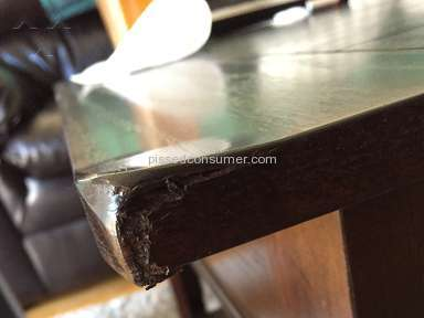 Bobs Discount Furniture   Table Review