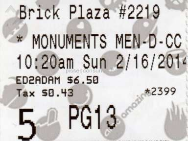 Amc Theatres Entertainment review 35529