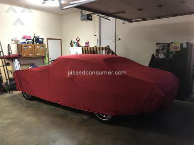 Empirecovers - Titan indoor car cover