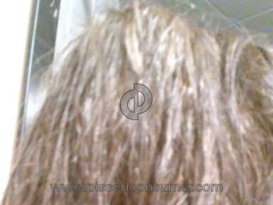 Dresslily - Long wavy side bang human hair wig