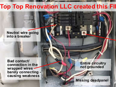 Top Top Renovation Electric Service review 234508