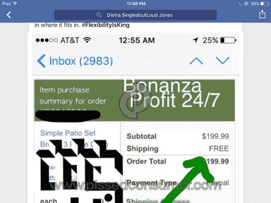 Bonanza Website review 117411