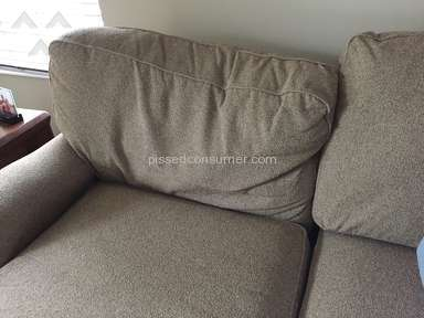 Ashley Furniture Sofa review 110791