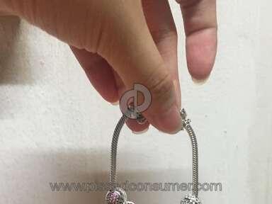 Pandora Jewelry Bracelet review 201572