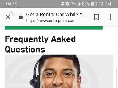 Enterprise Rent A Car - Disrespected and taken advantage of