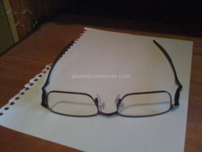cd9d94bdb0a LensCrafters - Expensive oakley frames and no screw replacement May ...