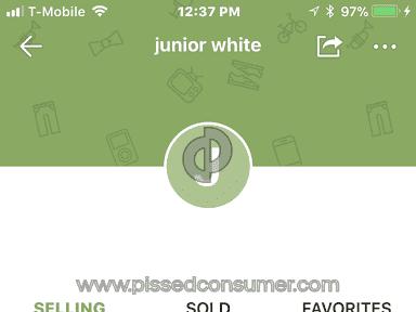 Letgo - Got Paid Counterfeit Money For Sale on I phone 6plus
