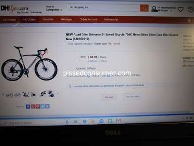 DHgate Shipping Service review 620933