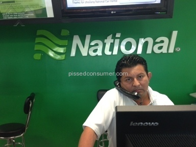 National Car Rental Car Rental review 38641