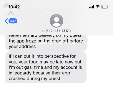 Postmates Delivery Service review 843606