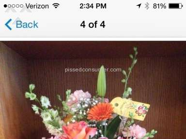Wesley Berry Flowers Flowers / Florist review 78713