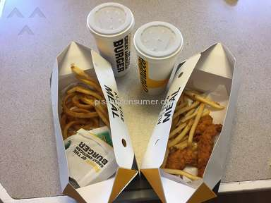 Hardees Fast Food review 250482