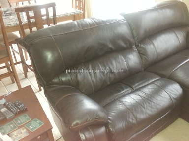 Ashley Furniture Recliner review 192942