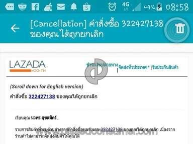 Lazada Thailand Website review 184776