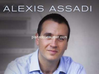 Alexis Assadi - Wast of money! Rich at 26 is a TERRIBLE book!