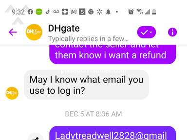 DHgate Auctions and Marketplaces review 850574