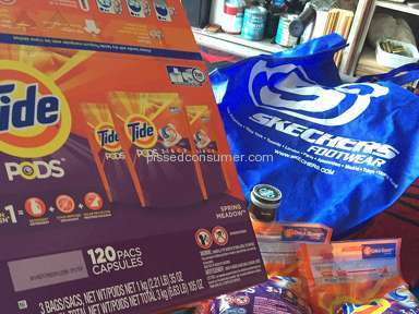 Tide - He Liquid Laundry Detergent Review from Cerritos, California