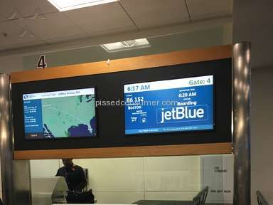 Jetblue Airways Customer Care Review from Orlando, Florida