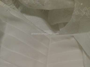 Tidebuy Wedding Dress review 257652