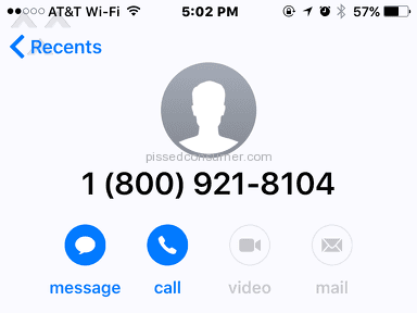 Frontier Communications Home Phone Service review 183800
