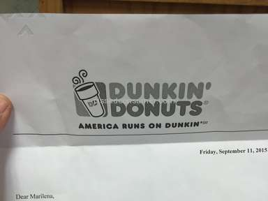 Dunkin Donuts - Coffee Review from Solvay, New York