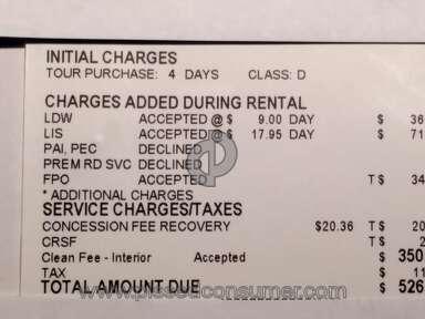 Dollar Rent A Car Car Rental review 220524