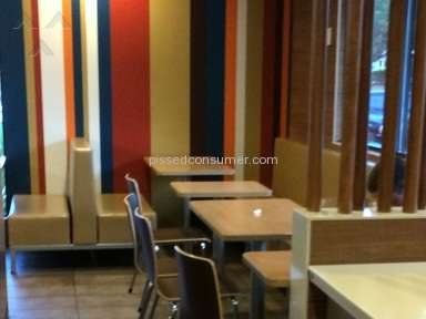 Mcdonalds Sanitary Conditions review 84557