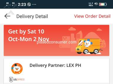 Lazada Philippines Auctions and Marketplaces review 815750